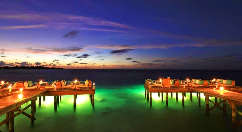 Six Senses Laamu Maldives