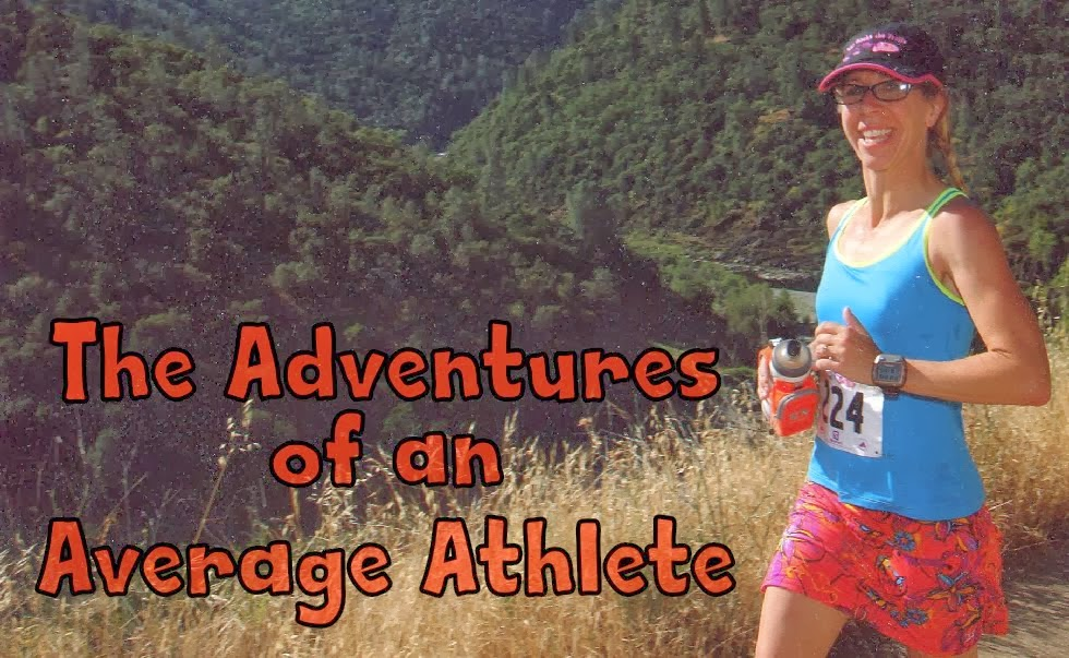 Adventures of an Average Athlete