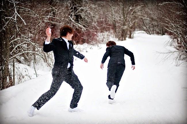 take a snow break