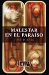 MALESTAR EN EL PARAÍSO, poemario de José ICARIA