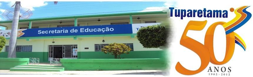 Secretaria Municipal de Educação - Tuparetama-PE