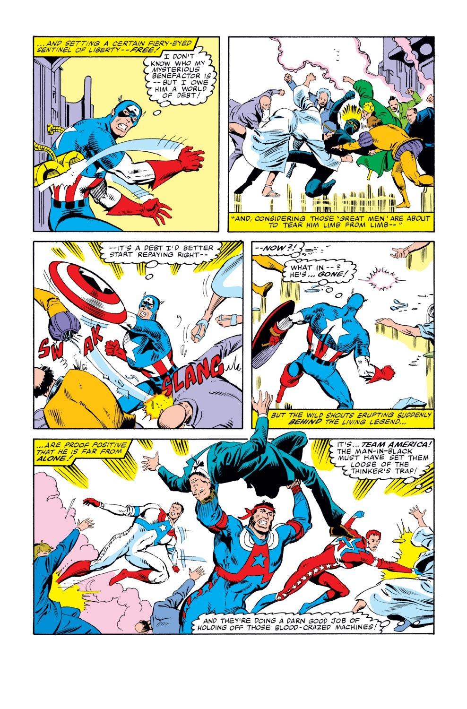 Captain America (1968) Issue #269 #185 - English 22