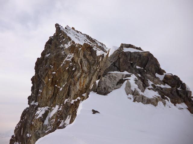 Finsteraarhorn/Berner Oberland