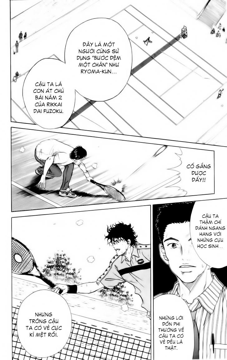 Prince of Tennis chap 119 Trang 10