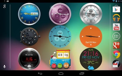 relojes android