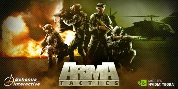 Arma Tactics THD 1.3942 APK + Obb