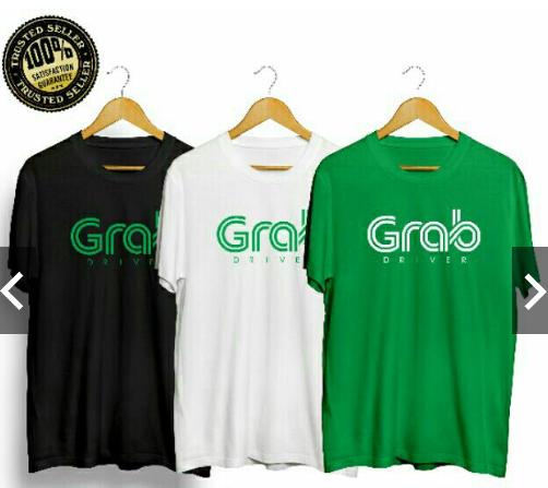 Baju Tshirt Grab