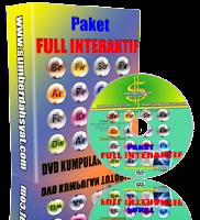dvd tutorial komputer interaktif komputer