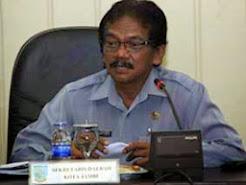 Sekda Daru Pratomo Dituding Intelektual Alih Fungsi Terminal Simpang Kawat