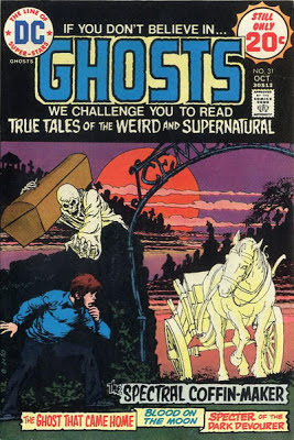 Ghosts #31, DC Comics