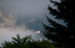 Rudolfsturm im Nebel