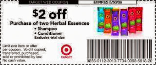 Target Shopping coupons