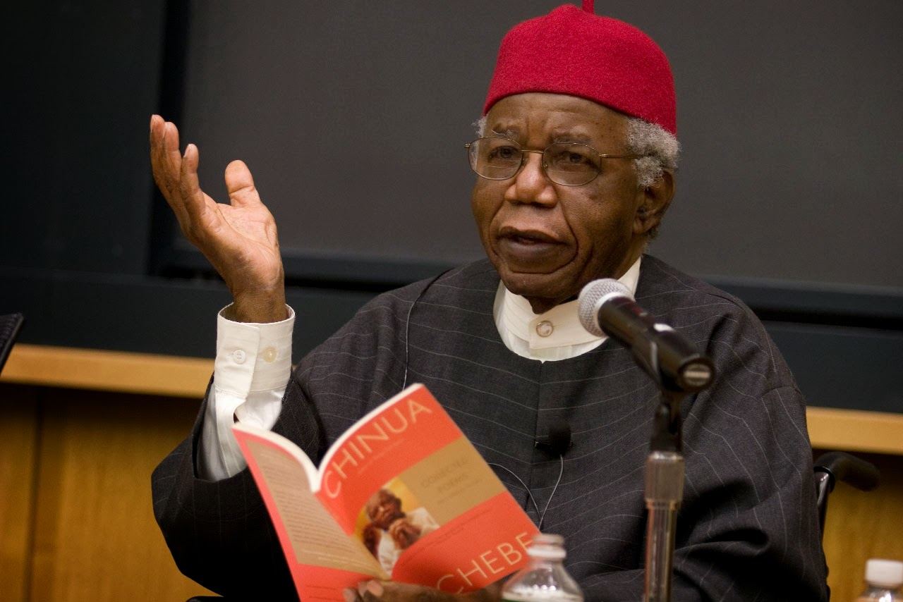 laughter through tears in chinua achebe's Phases of african postcolonial literature  negritude sought to restore pride in black african culture through a celebration  chinua achebe's things fall apart.