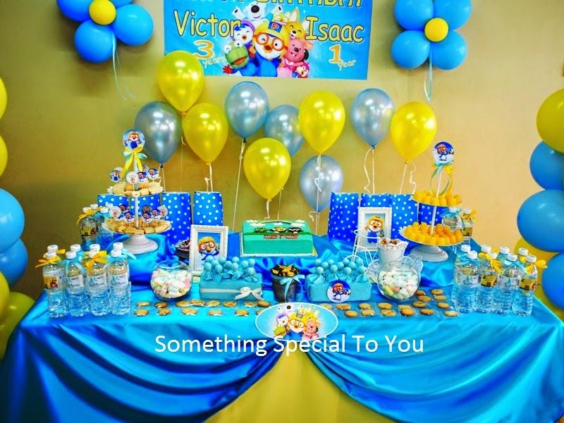 Something special to you malaysia wedding one stop shop pororo pororo birthday theme decoration junglespirit Image collections