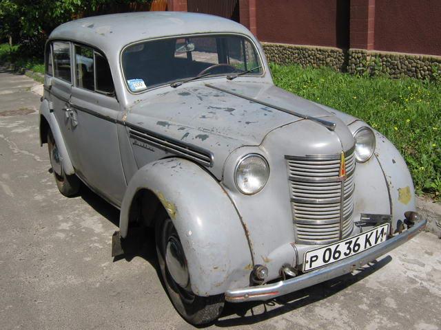 Moskvitch Russian Retro Car Russian Traditions