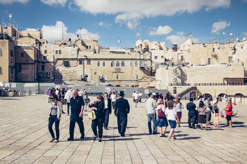 Jerusalem, Klagemauer