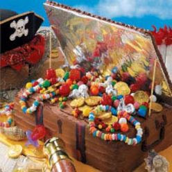 Pirate birthday cake for sale