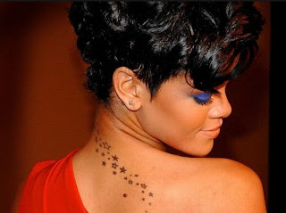 Tatuagens da Rhianna