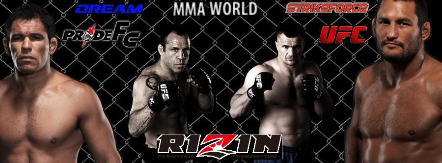 MMA  WORLD