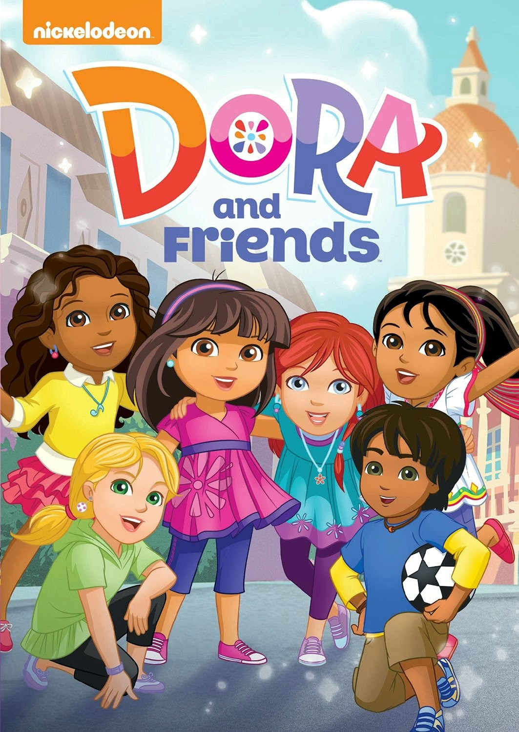 New Age Mama Dora And Friends Into The City