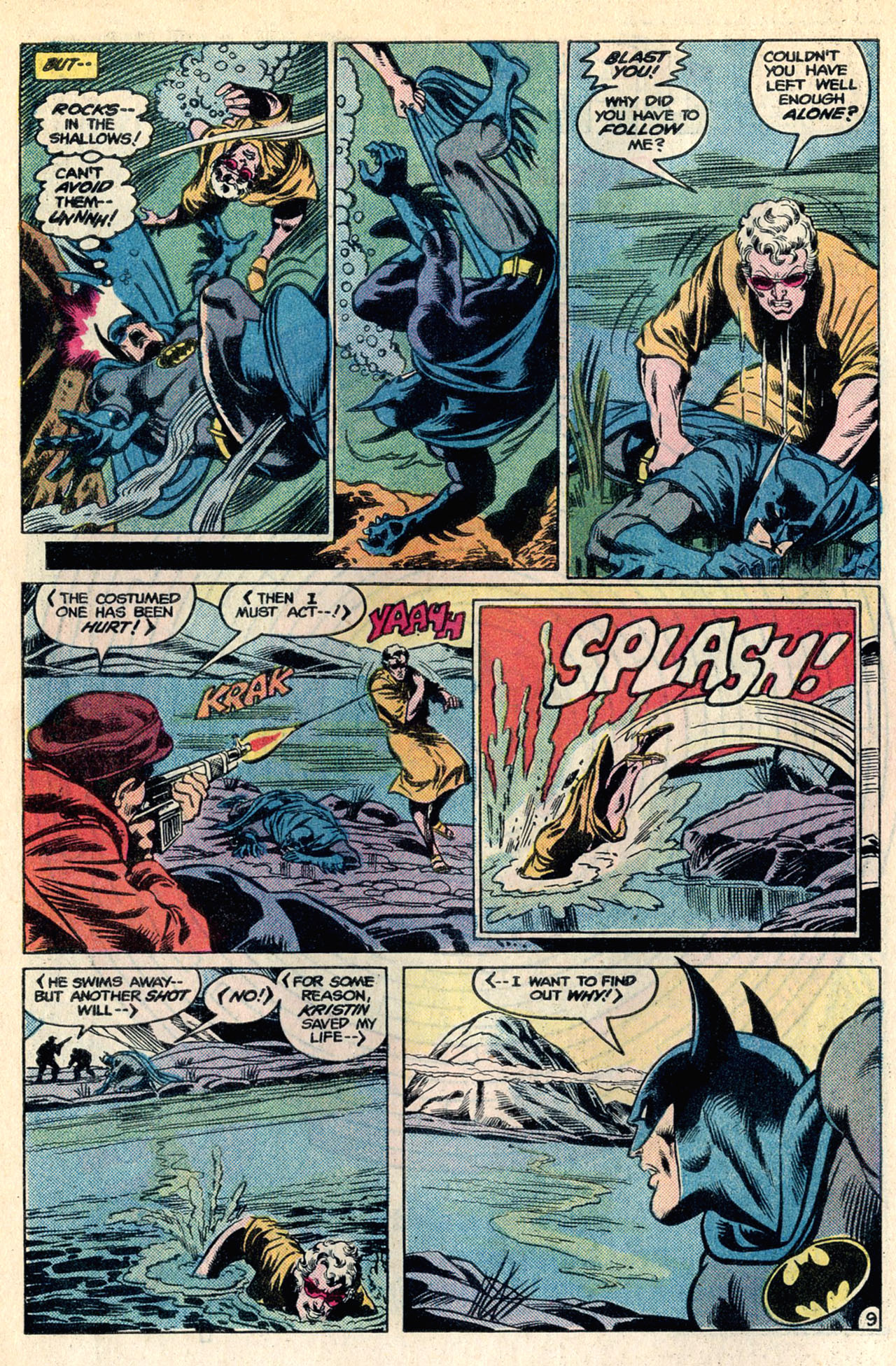 Detective Comics (1937) Issue #522 Page 14