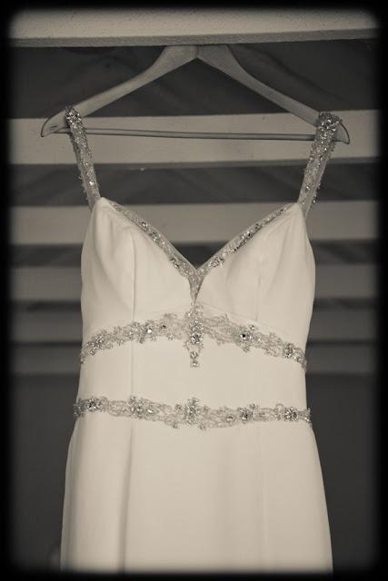 Briar Patch Wedding dress