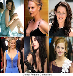 Global Female Celebrities