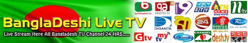 Live Bangladeshi TV Online | Bangladesh TV News Archive | Live TV Streaming