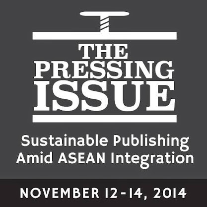 The 5th Philippine International Literary Festival ad Book Industry Summit (PILFBIS)