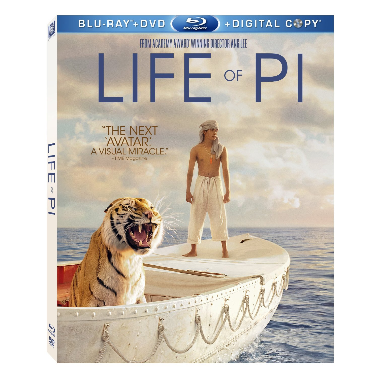 The silver screen 77 life of pi blu ray preorder for Life of pi in hindi