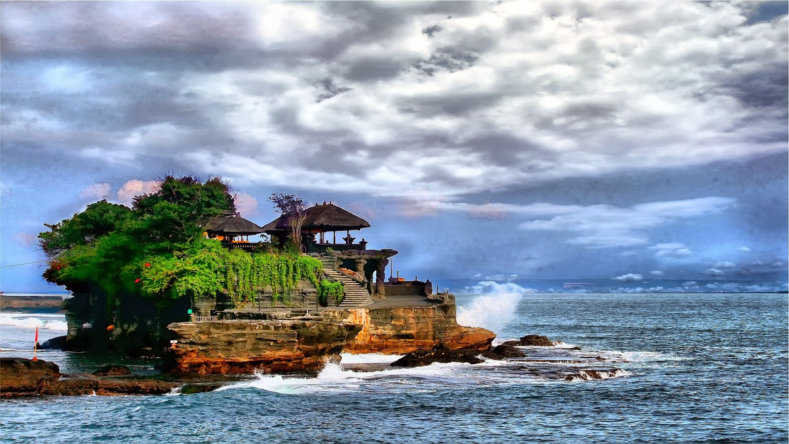 Wallpaper Bali Indonesia