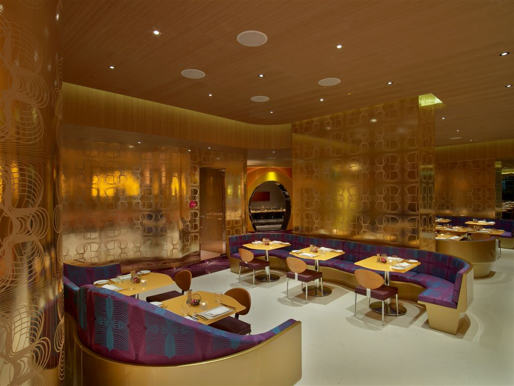 Luxury restaurant wonderful for Decoration restaurant