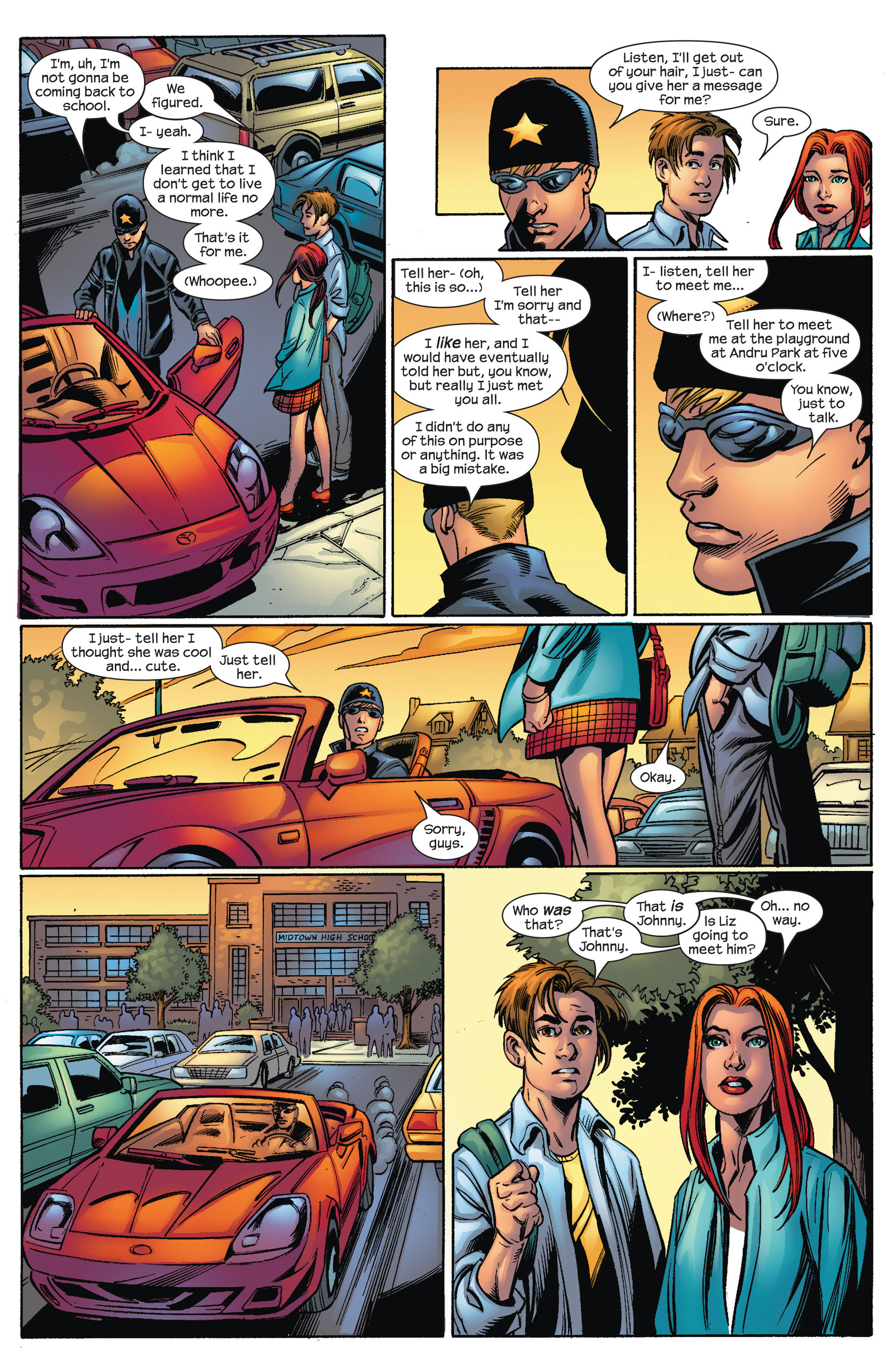 Ultimate Spider-Man (2000) Issue #69 #73 - English 11