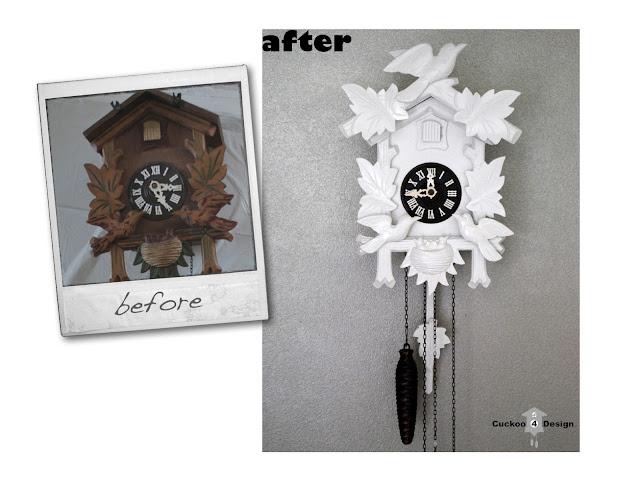 DIY cuckoo clock by cuckoo4design