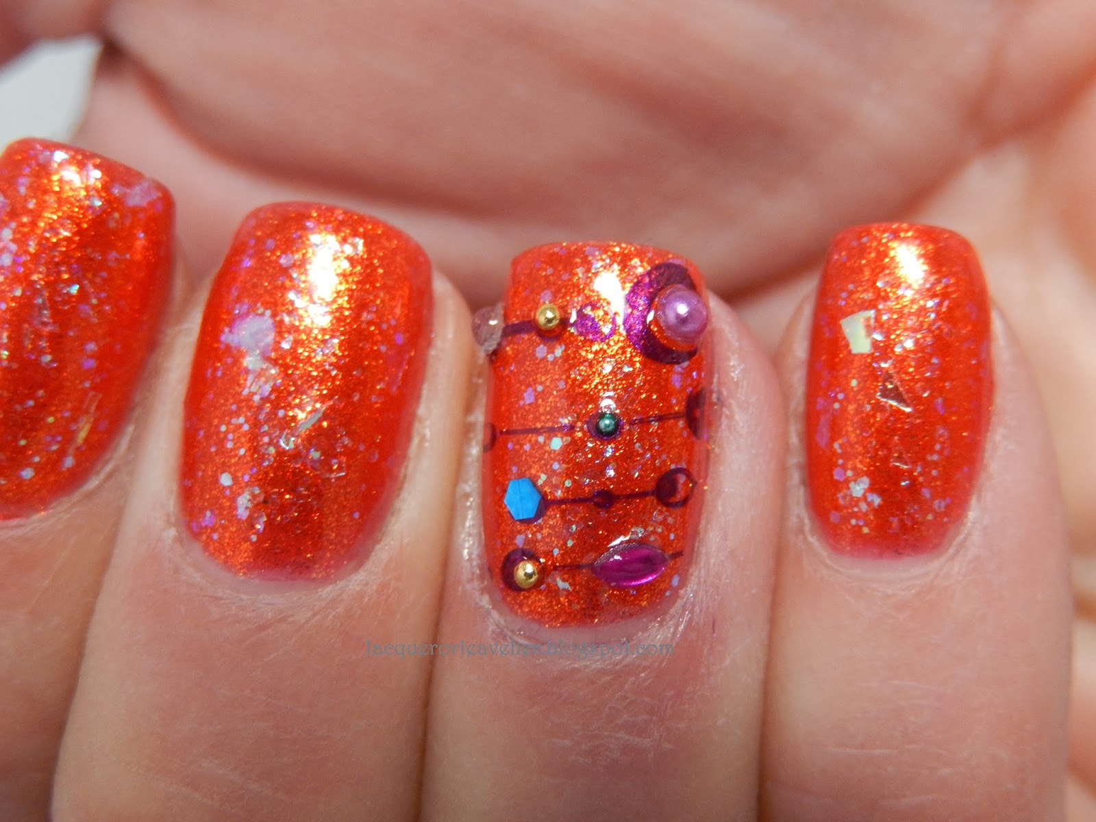 Lacquer or Leave Her!: Before & After: Amy Gras