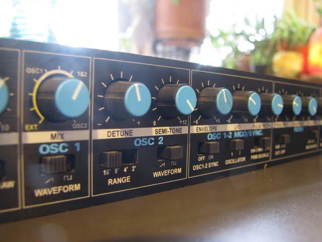 novation bass station rack manual