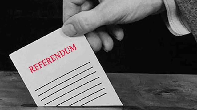 Referendum y Constitucion