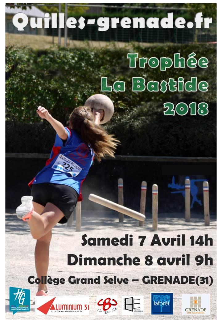 Trophée La Bastide - 2018