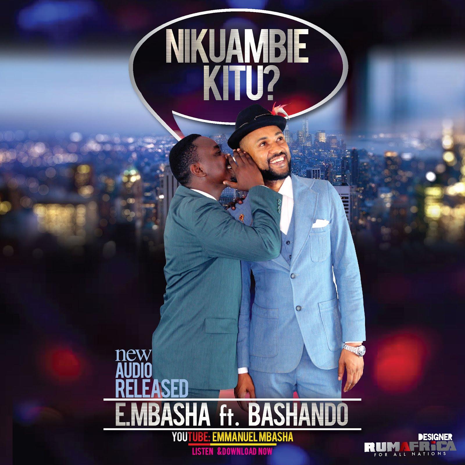 E MBASHA & BASHANDO