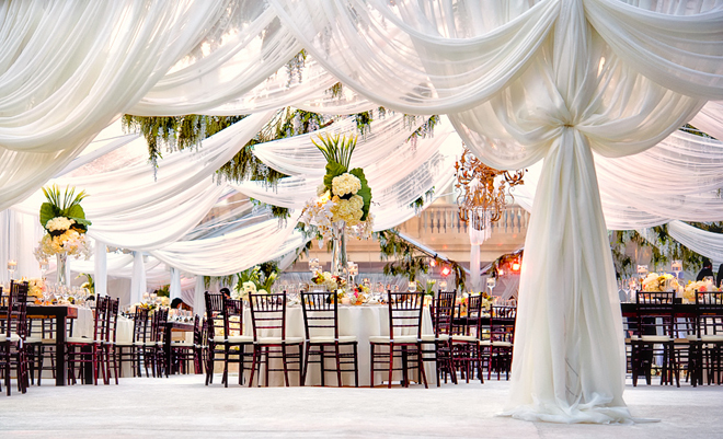 Fabulous Drapery Ideas For Weddings Part 2 The Wedding
