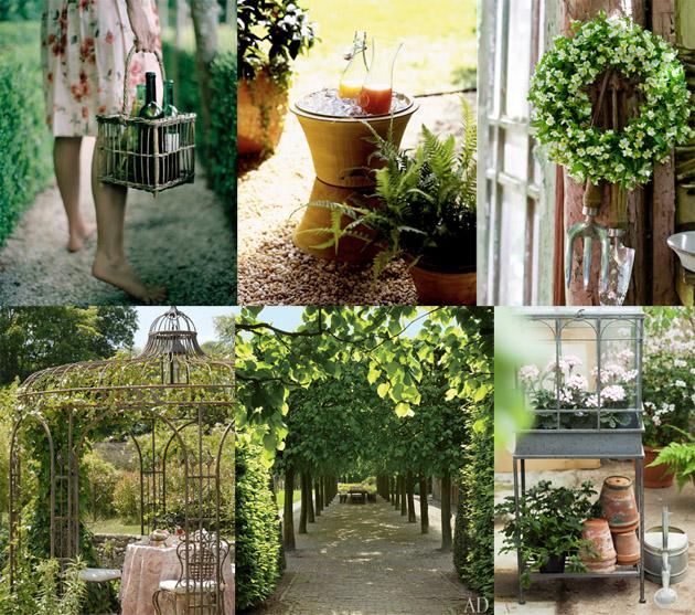 Lynie yusoff pemilihan warna untuk tema perkahwinan for Idea untuk garden