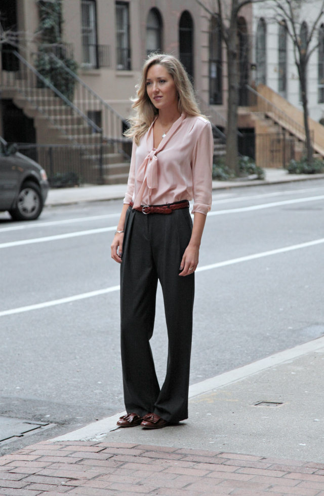 DIY Wide Leg Pants  A Pair amp A Spare