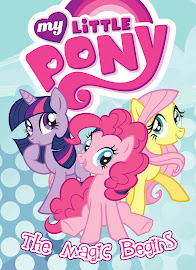 MLP My Little Pony Animated #1 Comic