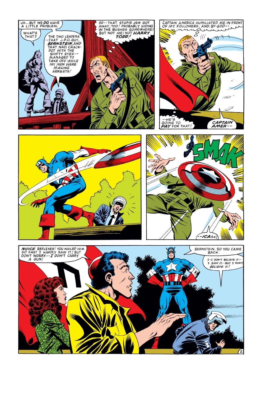 Captain America (1968) Issue #276 #192 - English 3