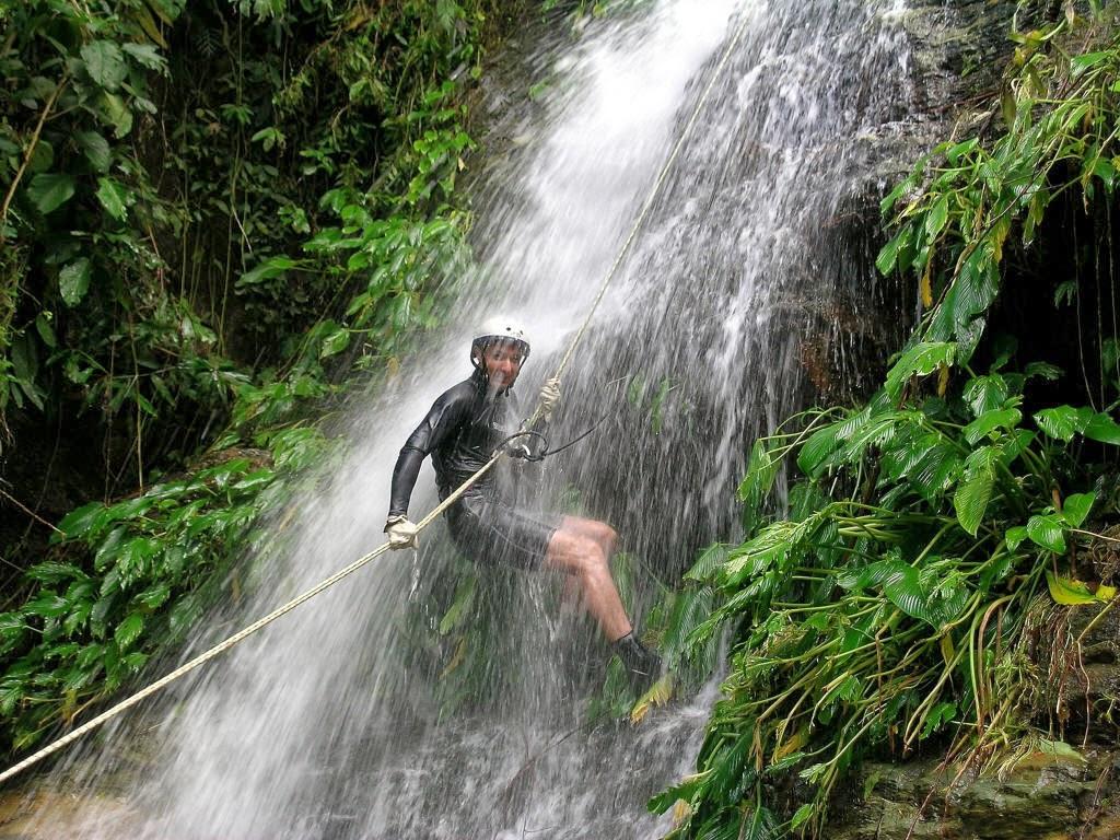 Canyoning Jogja