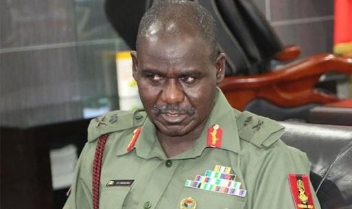 chief of army staff, buratai