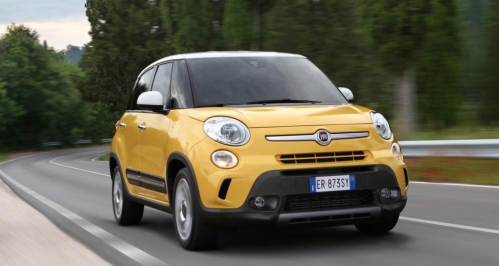 2013 Fiat 500L Trekking