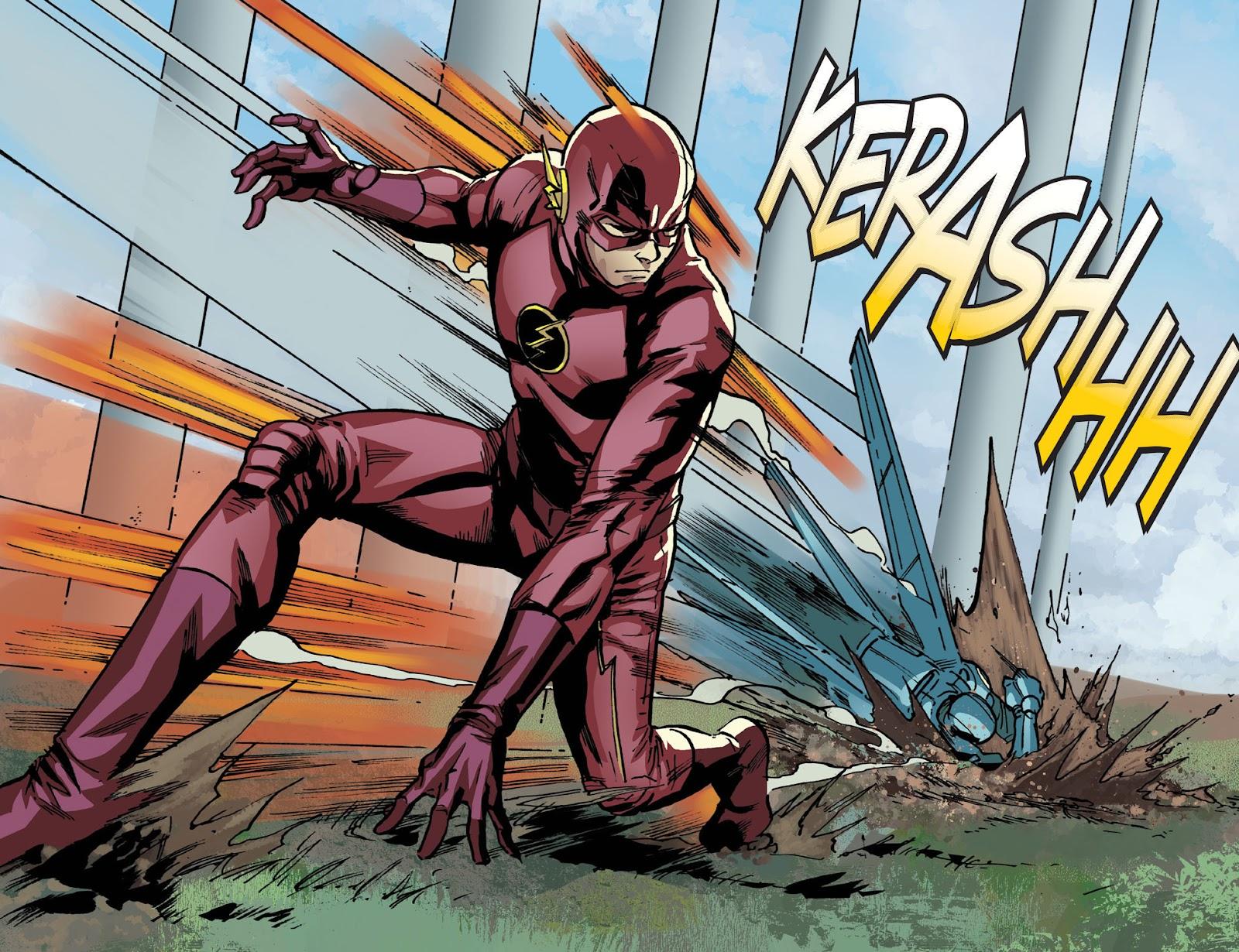 The Flash: Season Zero [I] Issue #10 #10 - English 18