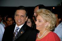 Fidel Herrera y Rosa Borunda de Herrera