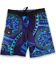 """TATTOO"" board shorts"